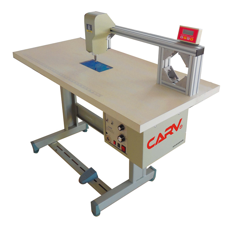 Ultrasonic semi-automatic positioning machine