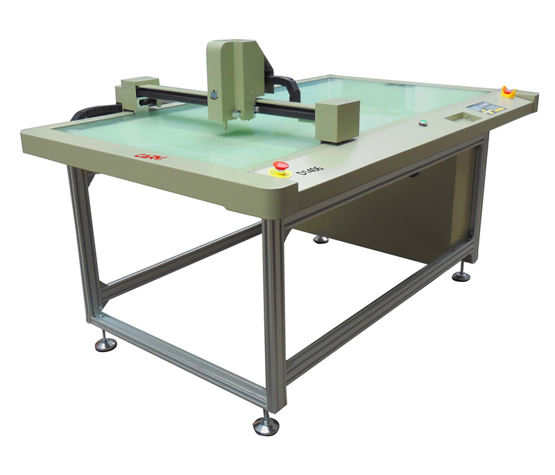 Automatic sample positioning machine